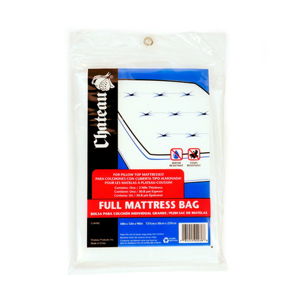 moving supplies full mattress bag
