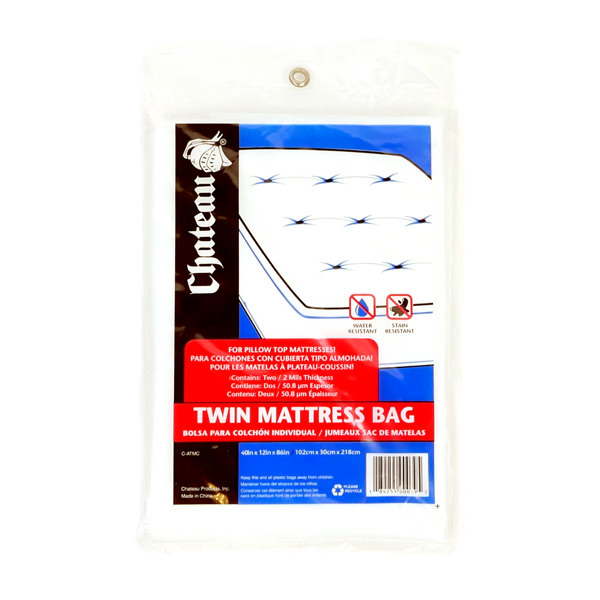 moving supplies twin mattress bag