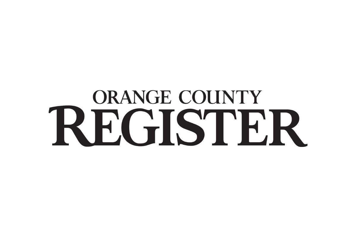 Orange County Register Press Article Logo