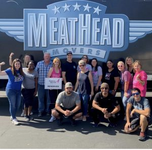 Meatheads Setting Up Charity Event
