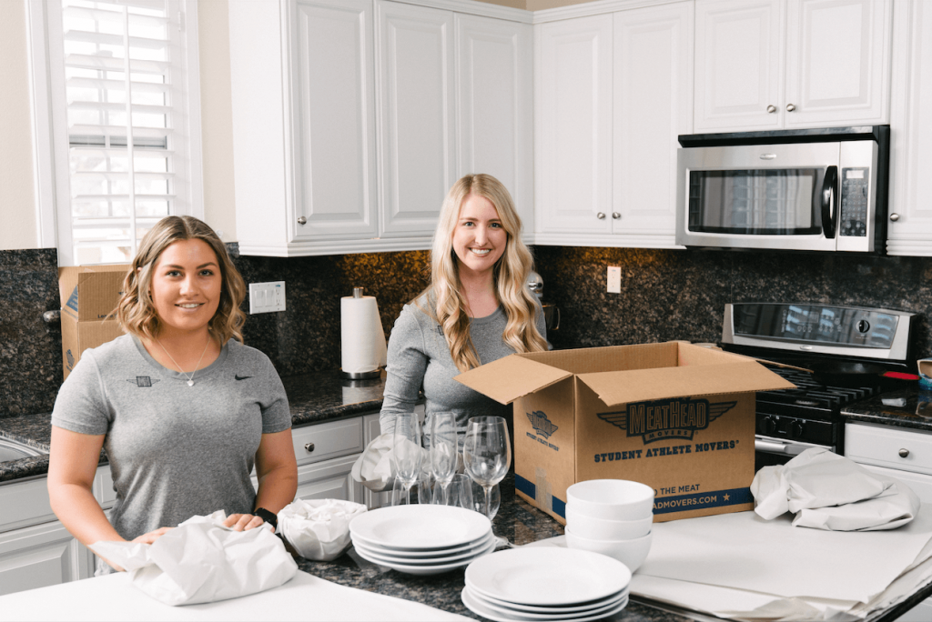 How to pack when downsizing - Meathead Movers blog