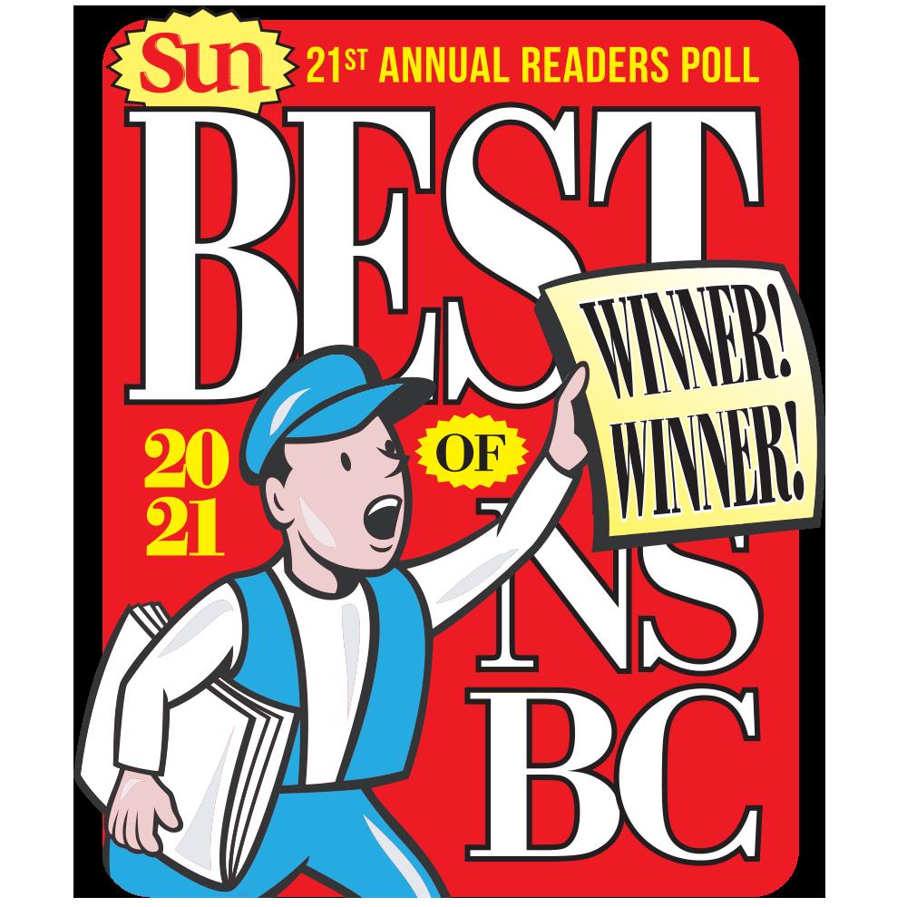 Best of NSBC award