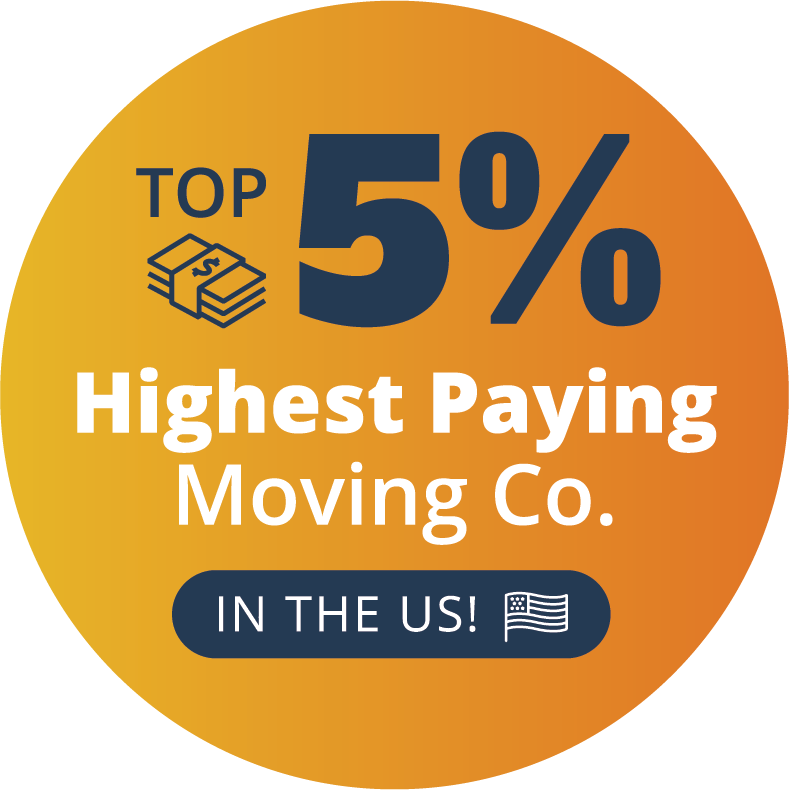 Top 5 Highest Paying Moving Co